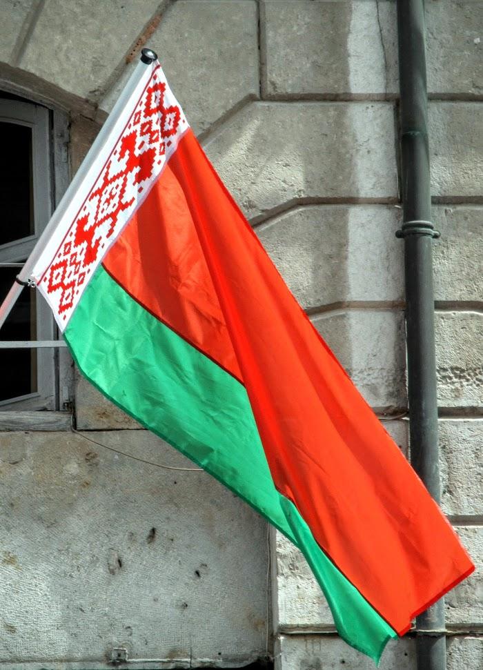 Drapeau Belarus
